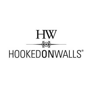Logo Hookedonwalls